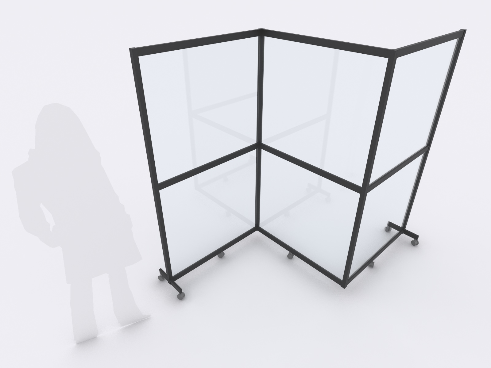 MOD-8047 Safety Dividers -- Image 3