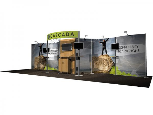 ECO-3035 Sustainable Tradeshow Display -- Image 1