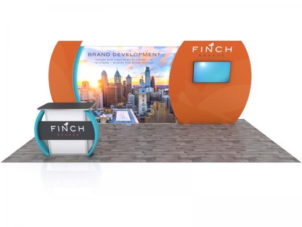 Exhibit Design Search - VKGD-6002 | Custom Lightbox (LED