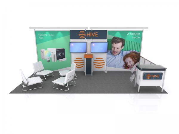 VK-2068 Trade Show Display -- Image 2